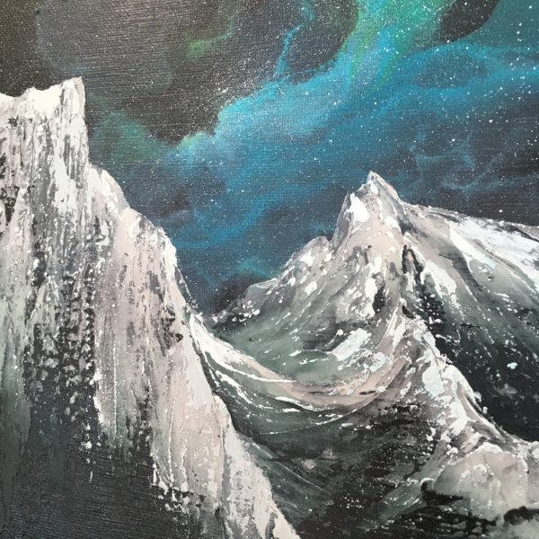 Original Painting Nebula Twelve 1 1