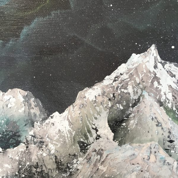 Original Painting Nebula Twelve 14 2