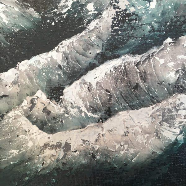 Original Painting Nebula Twelve 2 1