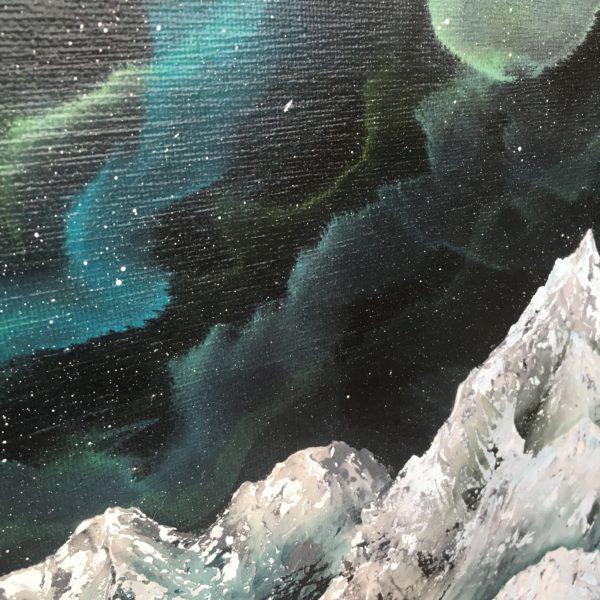 Original Painting Nebula Twelve 4