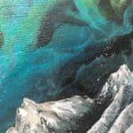 Original Painting Nebula Twelve 5