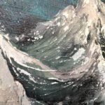 Original Painting Nebula Twelve 8