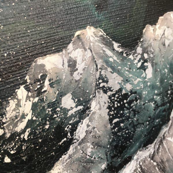 Original Painting Nebula Twelve 9