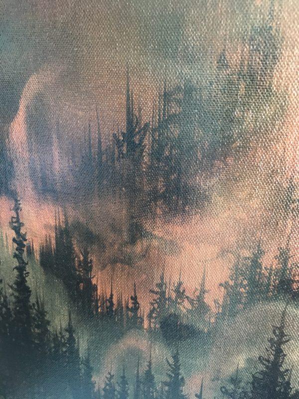 Original Painting Rebirth 11