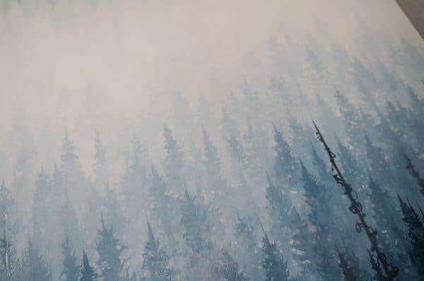 Original Painting Rush 1