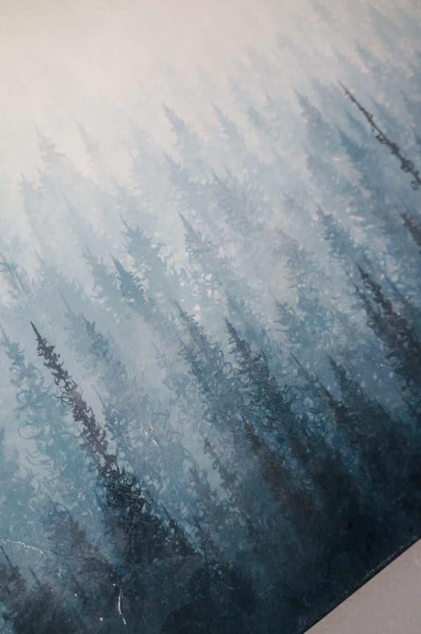 Original Painting Rush 2