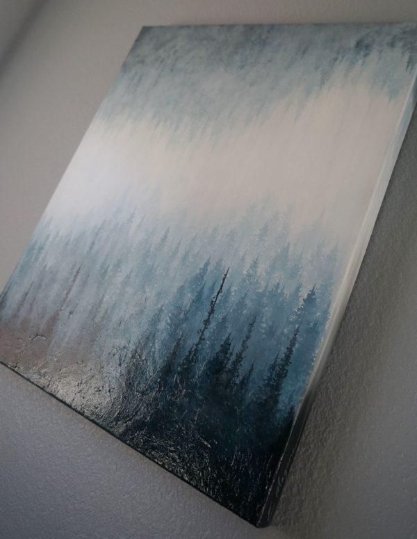 Original Painting Rush 4