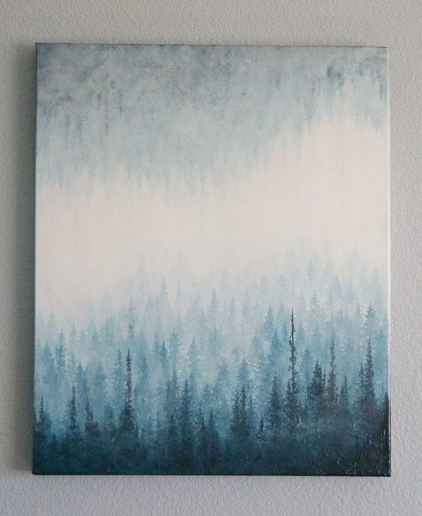 Original Painting Rush 6