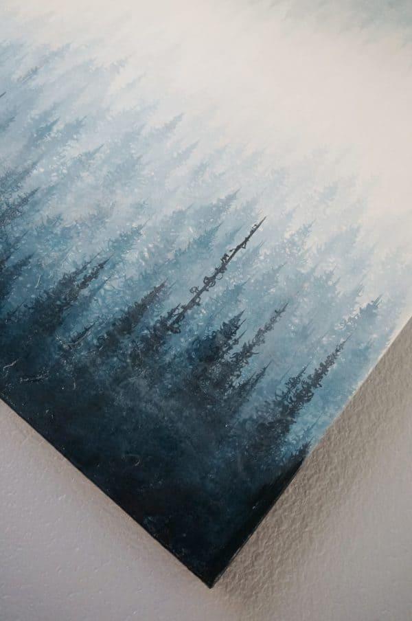 Original Painting Rush 8