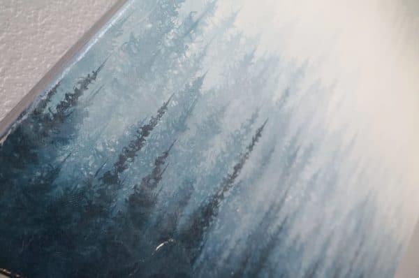 Original Painting Rush 9