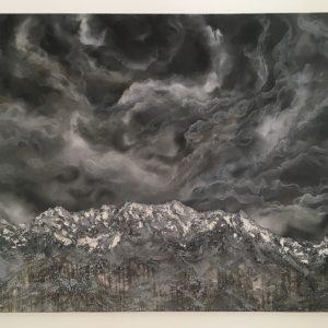 Original Painting Tumultuous 20 1