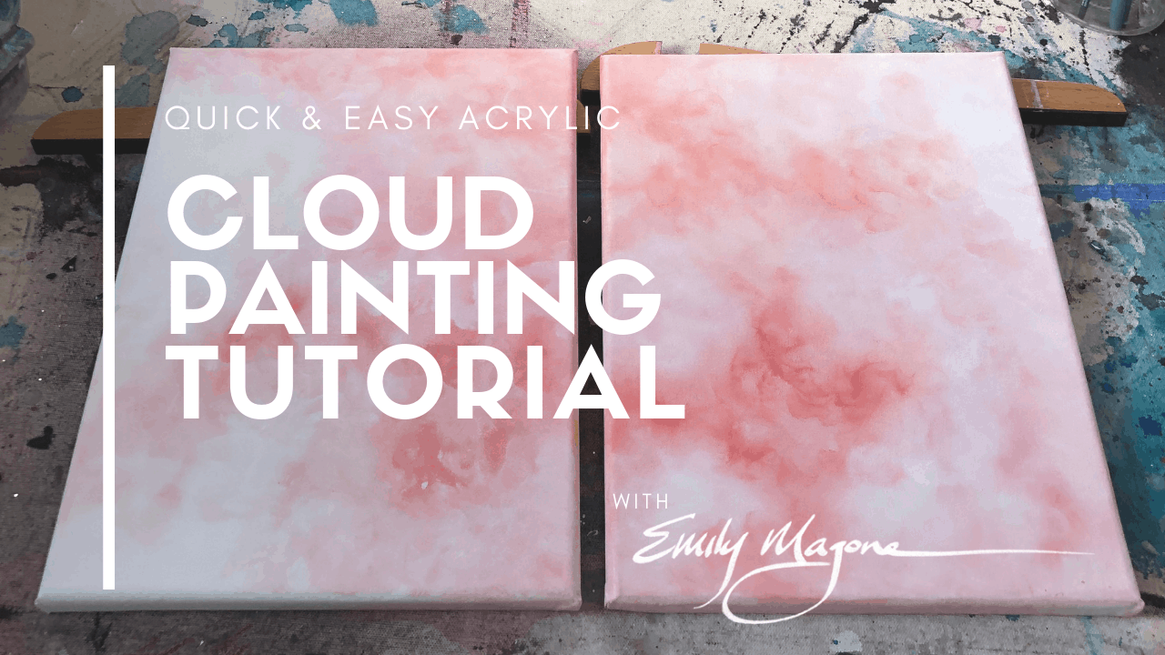 Cloud Painting Tutorial