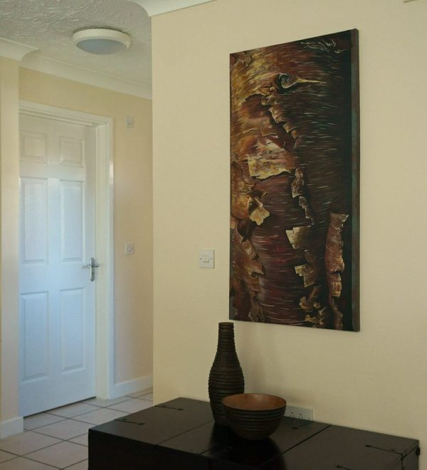 tree bark, tree art print, nature art print