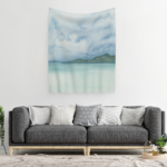 Playa Three Tapestry