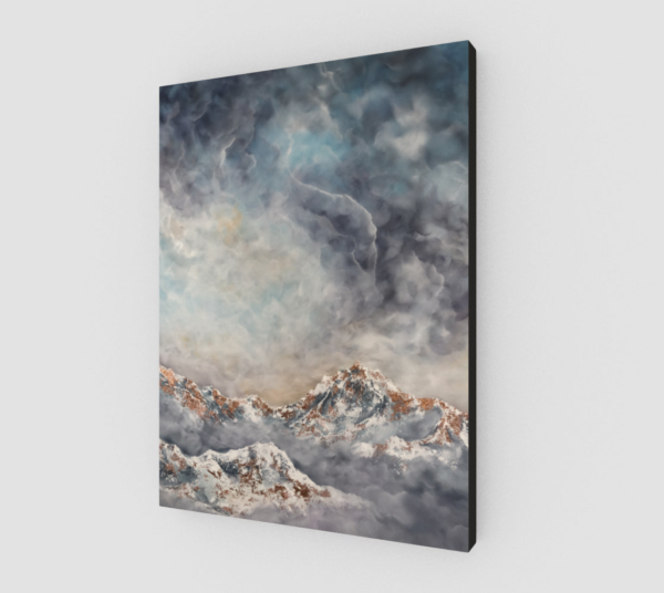 Pleasure Canvas Print