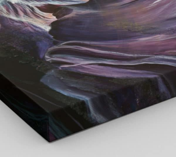 Prints Antelope Canyon Two Print 6