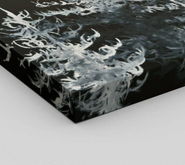 Prints Black Trees Print 11
