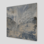 Prints Misted Trees One Print 5