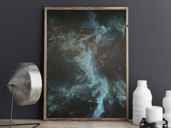 Prints Nebula Seven Print 5