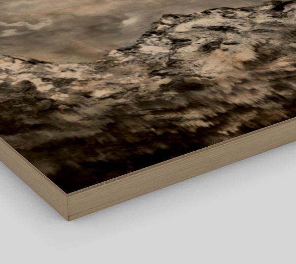 Renewal Wood Print Corner