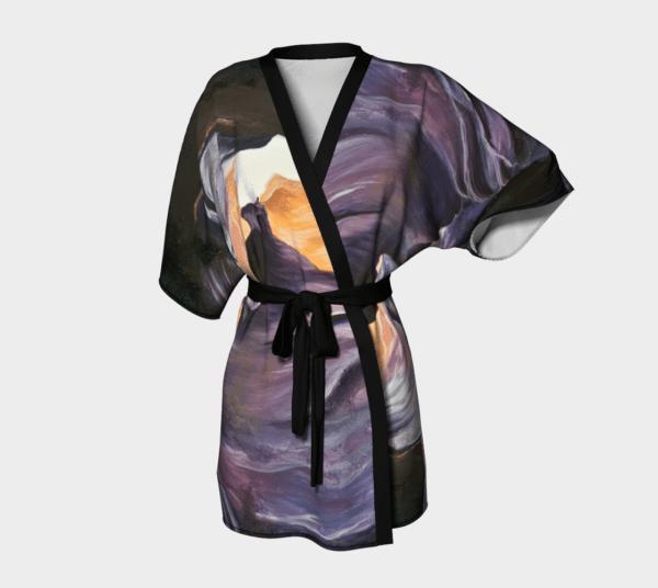 Robe Antelope Canyon Kimono Robe 1 1