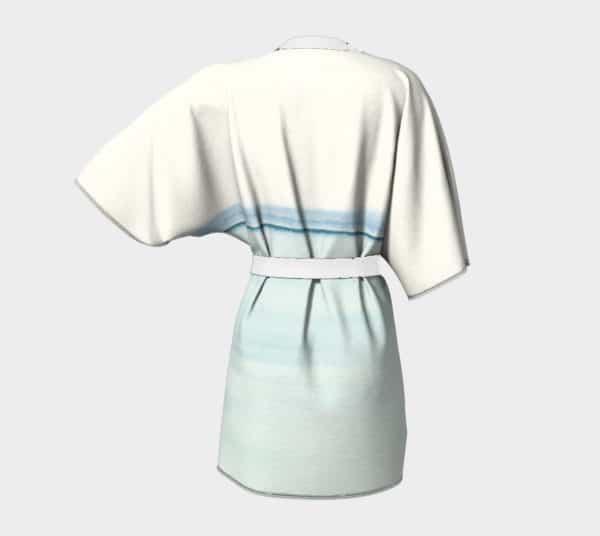 Robe Blue Horizon Kimono Robe 1 1