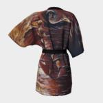 Robe Peeling Bark Kimono Robe 2 1