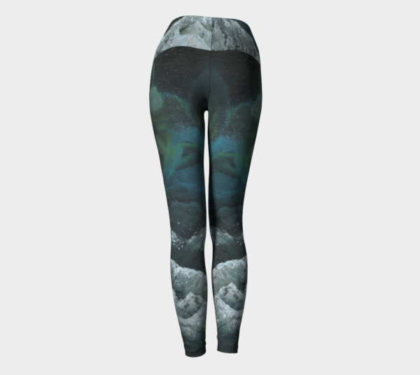 Space Mountain Leggings