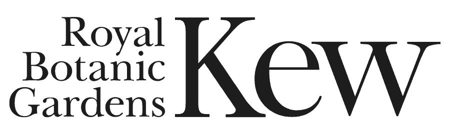 royal botanic gardens kew vector logo
